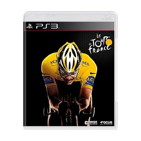 Jogo Le Tour de France - PS3