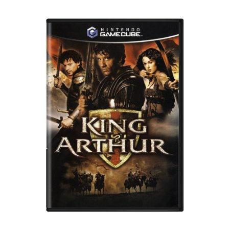 Jogo King Arthur - GameCube