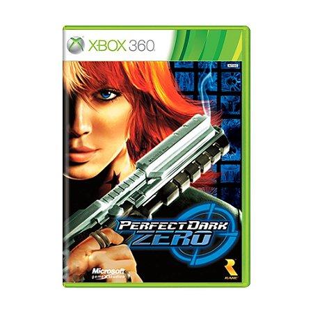Jogo Perfect Dark Zero - Xbox 360