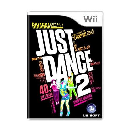 Jogo Just Dance 2 - Wii