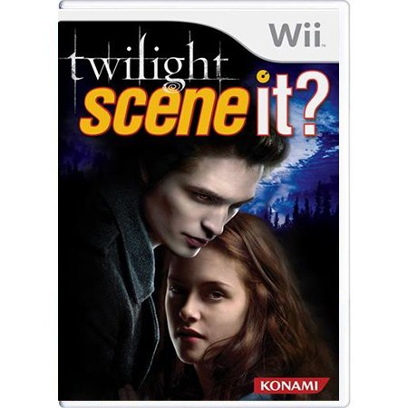 Jogo Twilight Scene It? - Wii