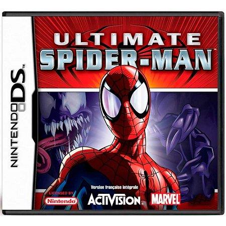 Jogo Ultimate Spider-Man - DS