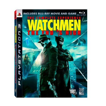 Jogo The Complete Experience: Watchmen: The End is Nigh - PS3