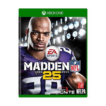 Jogo Madden NFL 25 - Xbox One