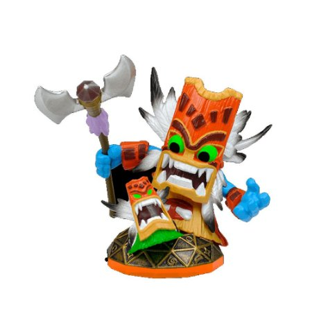 Boneco Skylanders Giants: Double Trouble