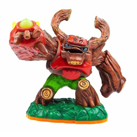 Boneco Skylanders Giants: Gnarly Tree Rex