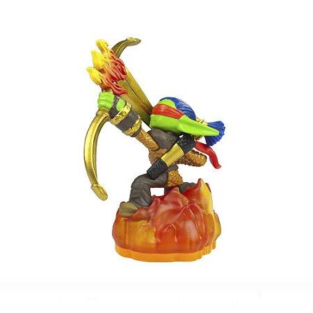Boneco Skylanders: Flameslinger