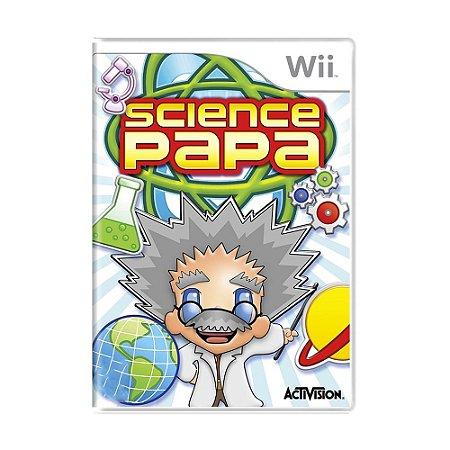 Jogo Science Papa - Wii