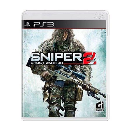 Jogo Sniper: Ghost Warrior 2 - PS3