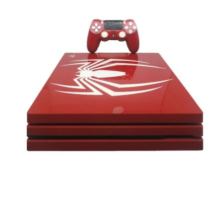 Console PlayStation 4 Pro 1TB (Edição Spider-Man) - Sony