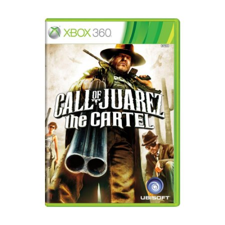 Jogo Call of Juarez: The Cartel - Xbox 360