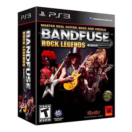 Kit Bandfuse: Rock Legends - PS3