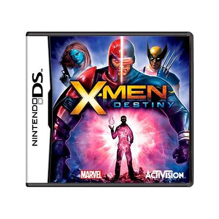 Jogo X-men Destiny - DS
