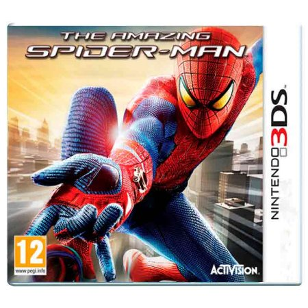 Jogo The Amazing Spider-man - 3DS