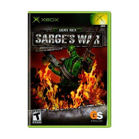 Jogo Army Men: Sarge's War - Xbox