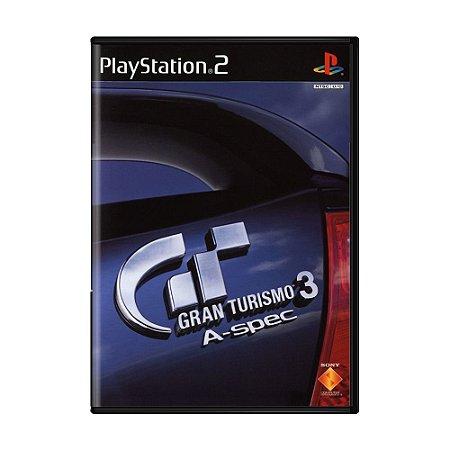 Jogo Gran Turismo 3 - PS2