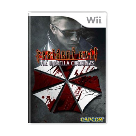 Jogo Resident Evil: Umbrella Chronicles - Wii