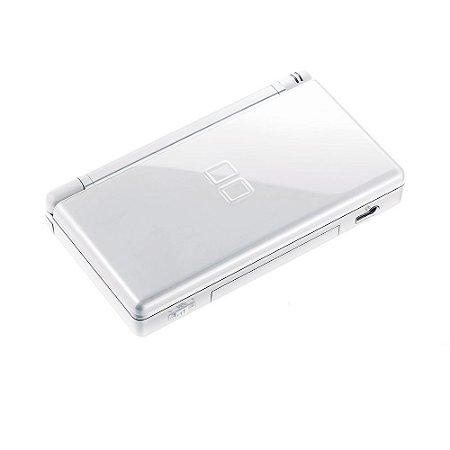 Console Nintendo DS Lite Branco - Nintendo (Japonês)