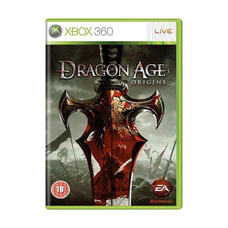 Jogo Dragon Age: Origins - Xbox 360 (Europeu)