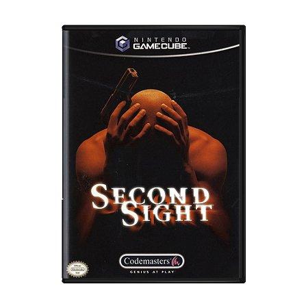 Jogo Second Sight - GameCube