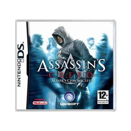 Jogo Assassin's Creed: Altair's Chronicles - DS (Europeu)