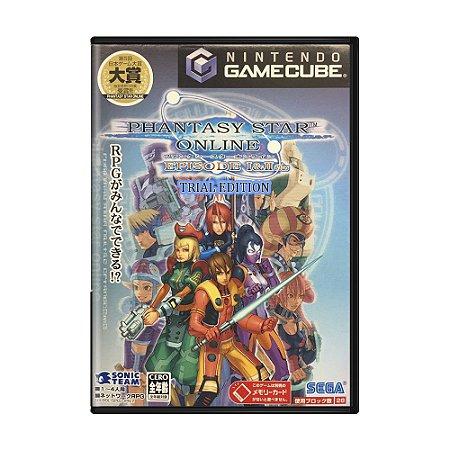 Jogo Phantasy Star Online Episode I & II (Trial Edition) - GameCube (Japonês)
