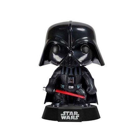 Boneco Darth Vader 01 (Star Wars) - Funko Pop!