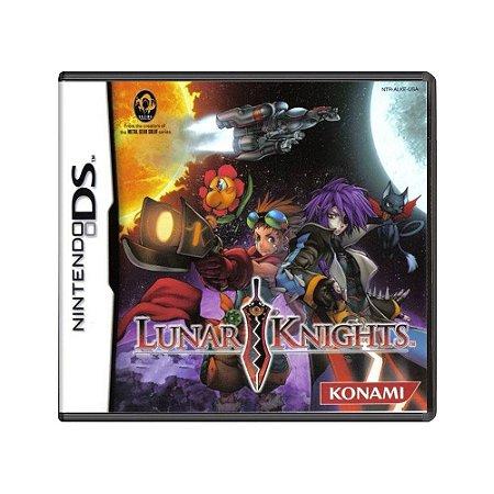 Jogo Lunar Knights - DS