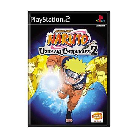 Jogo Naruto: Uzumaki Chronicles 2 - PS2