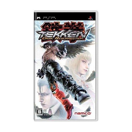 Jogo Tekken 5: Dark Resurrection - PSP