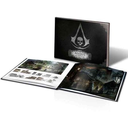Artbook Assassin's Creed IV: Black Flag