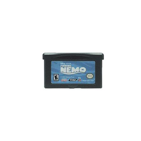 Jogo Finding Nemo - GBA Game Boy Advance
