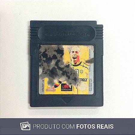 Jogo Ronaldo V Football - GBC