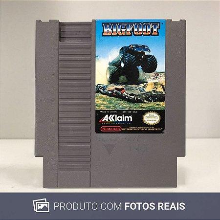 Jogo Bigfoot - NES