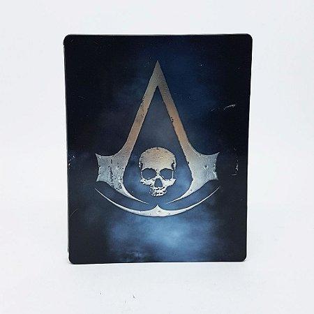 Jogo Assassin's Creed IV: Black Flag (SteelCase) - PS3