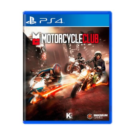 Jogo Motorcycle Club - PS4
