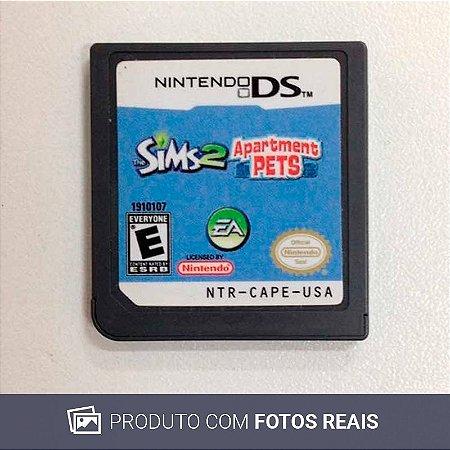 Jogo The Sims 2: Apartament Pets - DS