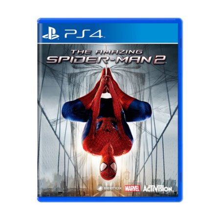 Jogo The Amazing Spider-Man 2 - PS4