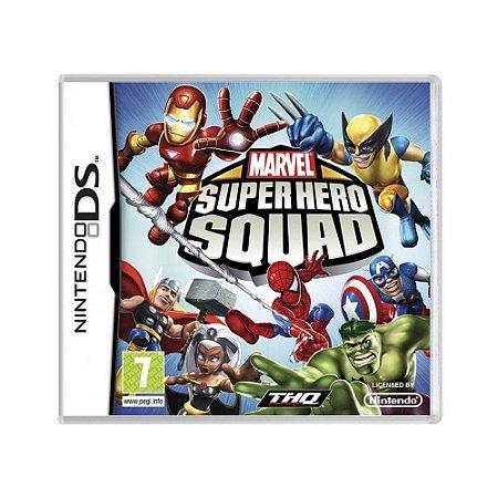 Jogo Marvel Super Hero Squad - DS (Europeu)