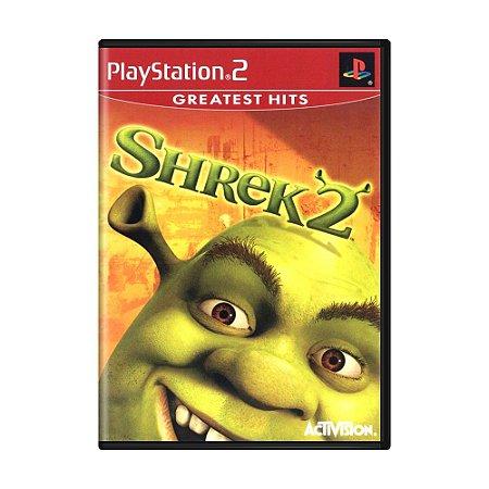 Jogo Shrek 2 - PS2