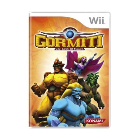 Jogo Gormiti: The Lords Of Nature! - Wii