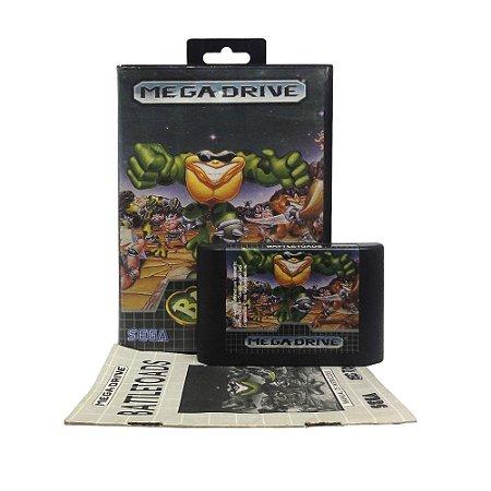 Jogo Battletoads - Mega Drive
