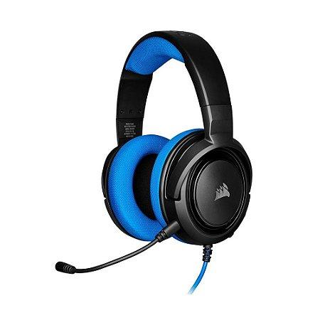 Headset Gamer Corsair HS35 Stereo com fio - Multiplataforma