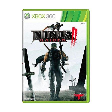 Jogo Ninja Gaiden II - Xbox 360