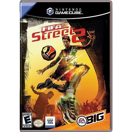Jogo FIFA Street 2 - GC - GameCube