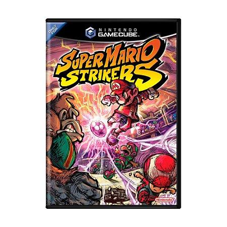 Jogo Super Mario Strikers - GC - GameCube