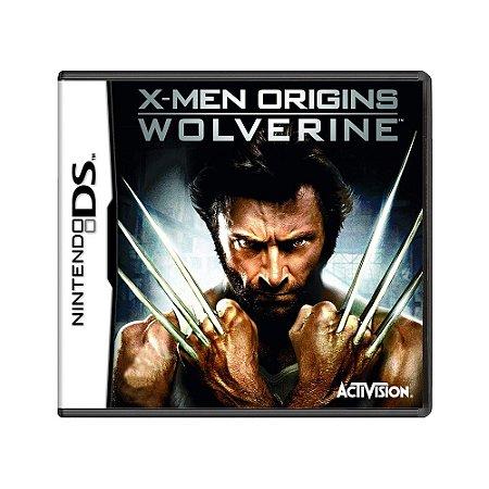 Jogo X-Men Origins: Wolverine - DS