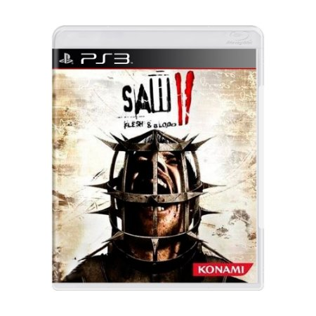 Jogo Saw II: Flesh & Blood - PS3