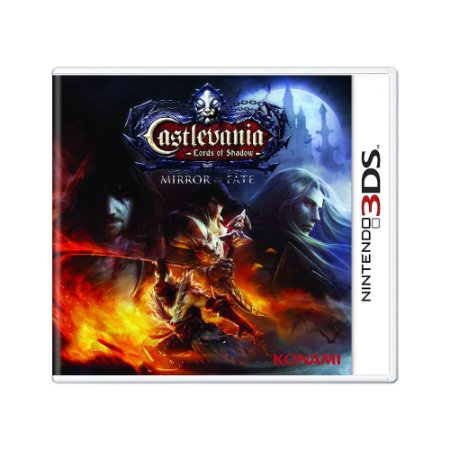 Jogo Castlevania: Lords of Shadow: Mirror of Fate - 3DS