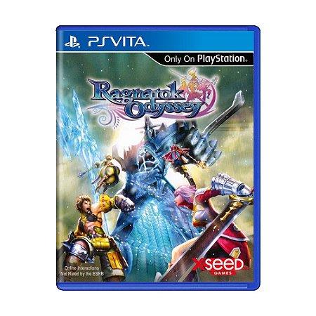 Jogo Ragnarok Odyssey - PS Vita